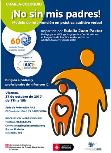 charla implante coclear